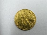 Gouden dukaat, 1769, Holland