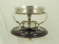 Zilveren komfoor, Leeuwarden 1873